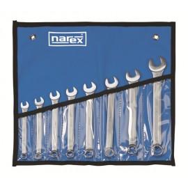 NAREX 443000585 Sada očkoplochých klíčů 8dílná ve vinylu