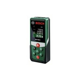 Bosch PLR 30 C digitální laserový dálkoměr do 30m