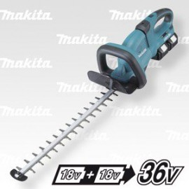 Makita Aku plotostřih 550mm Li-ion 2x18V/3,0Ah DUH551PF2