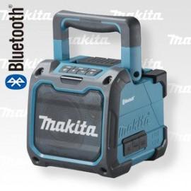Makita Aku přehrávač s Bluetooth, Li-ion CXT 10,8/12V,LXT14,4/18V   Z DMR200