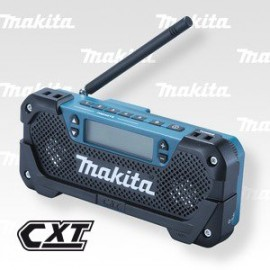Makita Aku rádio Li-ion CXT 10,8/12V    Z MR052