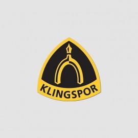 řez.kot. KLINGSPOR 125x2,5x22 -vydutý A-ocel