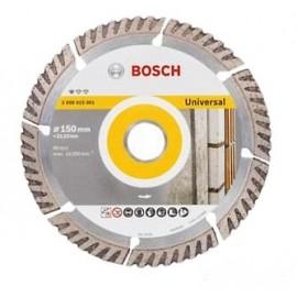 BOSCH diamantový řezací kotouč Standard for Universal 150x22mm 2608615061