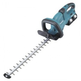 Makita Aku plotostřih 550mm Li-ion 2x18V/5,0Ah DUH551PT2