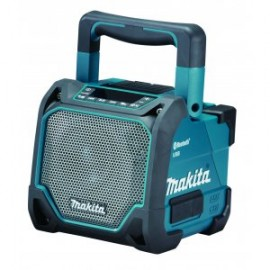 Makita Aku přehrávač s USB a Bluetooth, Li-ion 10,8V-18V   Z DMR202