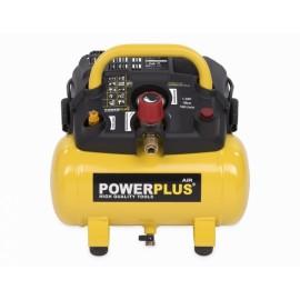 Kompresor bezolejový POWERPLUS POWX1721 1100 W 6 litrů