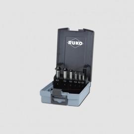 Sada kužel. záhlubníků RUnaTEC ULTIMATECUT 6,3-20,5mm DIN 335 6dílů