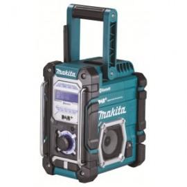 Makita Aku rádio DAB s Bluetooth, Li-ion CXT/LXT 7,2V-18V  Z DMR112