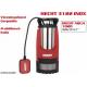 HECHT 3122 INOX - ČERPADLO vícestupňové čerpadlo NOVINKA