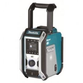 Makita Aku rádio DAB, Bluetooth, USB Li-ion CXT 10,8/12V,LXT14,4/18V    Z DMR115