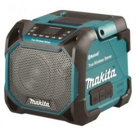 Makita Aku přehrávač s USB a Bluetooth, Li-ion CXT 10,8/12V,LXT14,4/18V   Z DMR203