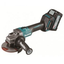Makita Aku úhlová bruska 125mm Li-ion XGT 40V/4,0Ah GA005GM201