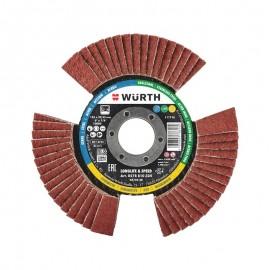 Würth lamelový průhledný brusný kotouč CERALINE LONGLIFE & SPEED 0578810328