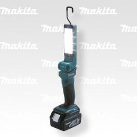 Makita Aku LED svítilna Li-ion LXT 14,4V + 18VoldDEADML801Z DEBDML801