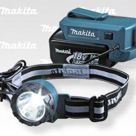 Makita Aku LED svítilna Li-ion LXT oldDEADML800 Z DEBDML800