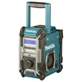 Makita Aku rádio DAB s Bluetooth, Li-ion  CXT, LXT, XGT,12V-40V  Z MR004G