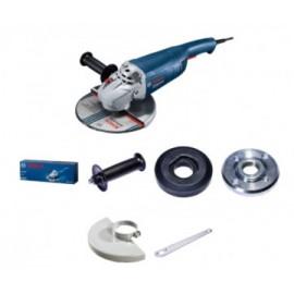 Bosch GWS 2200 Professional Úhlová bruska 06018C1120 / 230 přepínatelný spínač