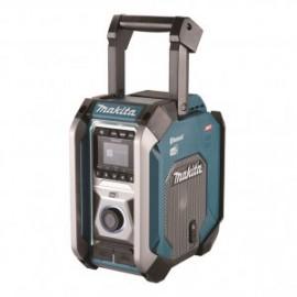 Makita Aku rádio DAB, Bluetooth Li-ion CXT, LXT, XGT,12V-40V  Z MR007GZ