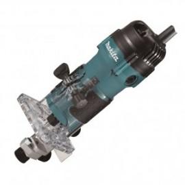 Makita Jednoruční frézka 6mm,530W 3711