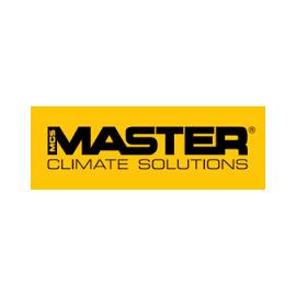 MASTER Odvlhčovače-topidla-ventilátory